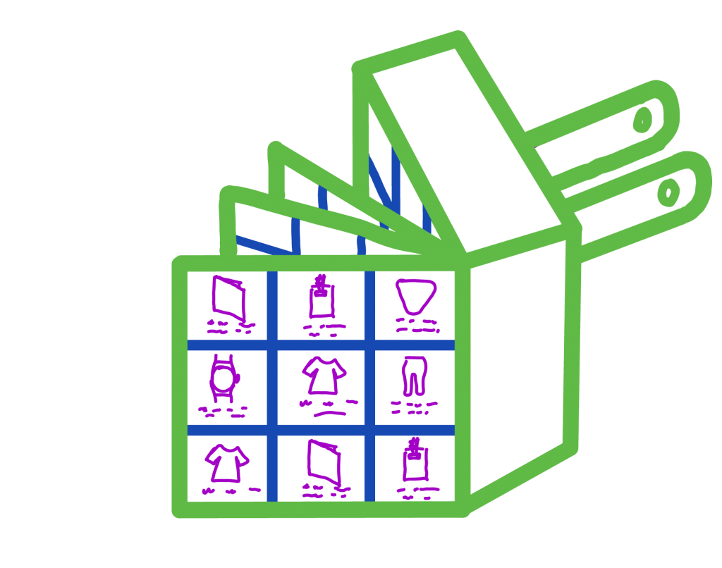Logo for the NiftyGridZ plugin