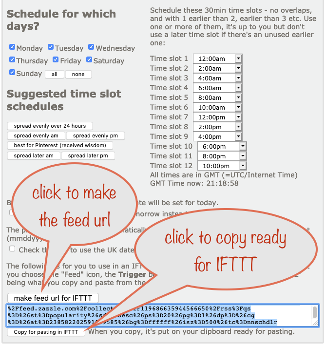 How to schedule pinning from your Zazzle collection – NiftyToolZ