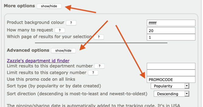 How To Use Zazzle Promo Codes When Promoting With Nifty Niftytoolz